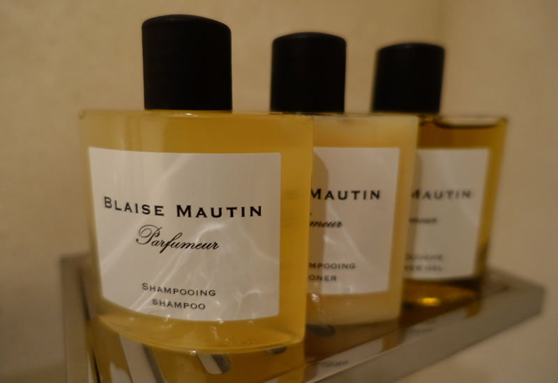 Blaise Mautin Bath Products, Park Hyatt Moscow Review