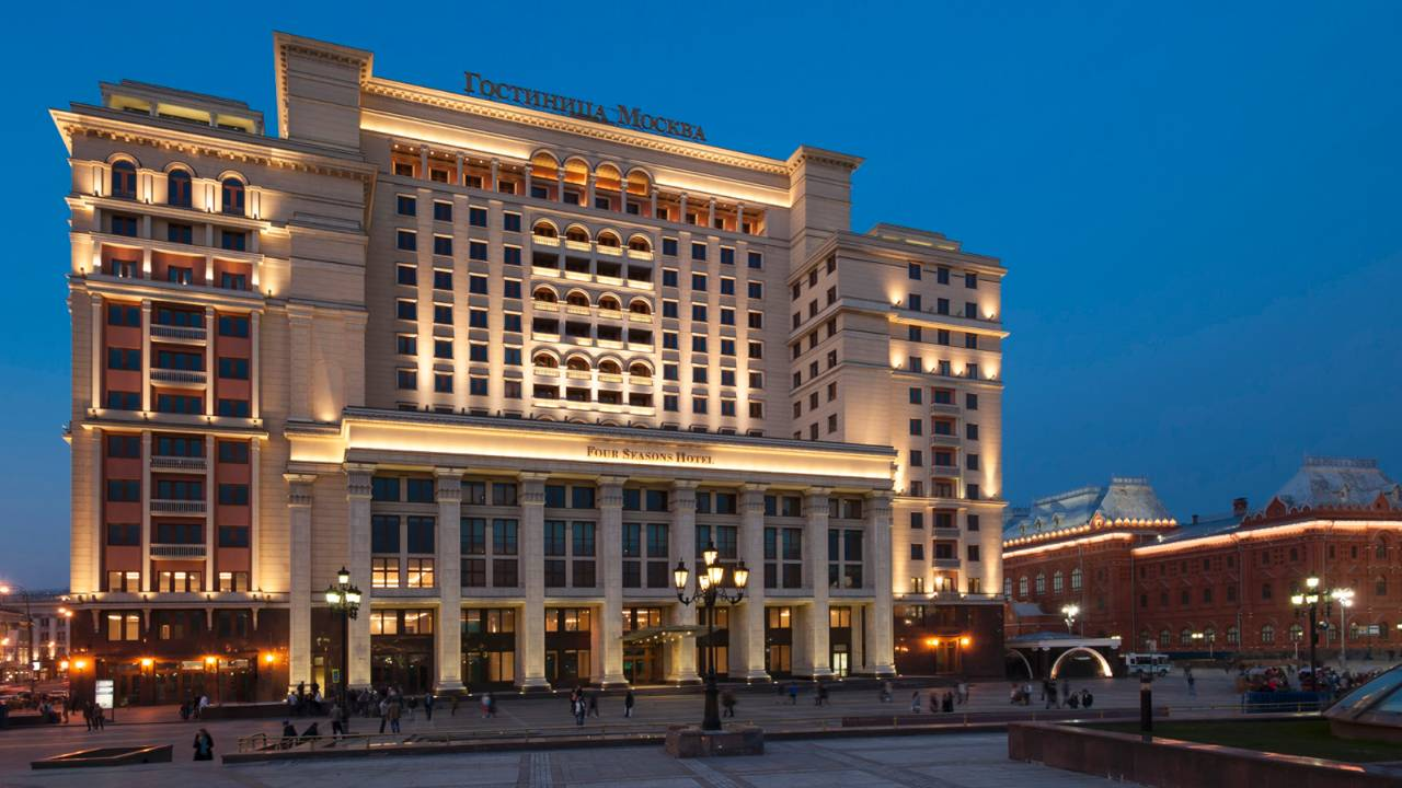 Four Seasons Moscow Review