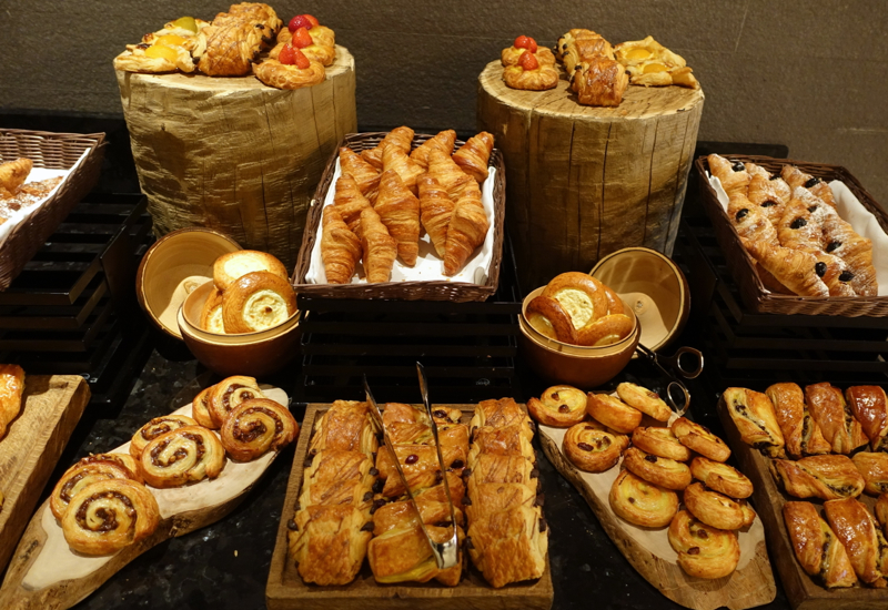 Breakfast Pastries, Four Seasons Moscow Review