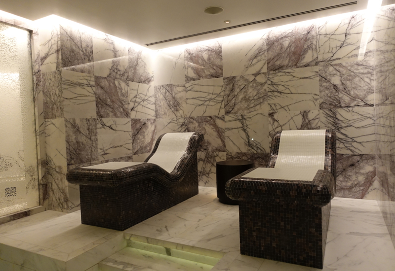 Four Seasons Moscow Spa Relaxation Chairs