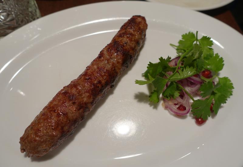 Lyulya Kebab, Cafe Khachapuri Moscow Review