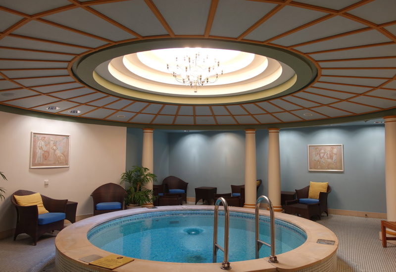Spa Plunge Pool, Belmond Grand Hotel Europe Review