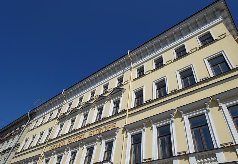 Review-Belmond Grand Hotel Europe St Petersburg Russia