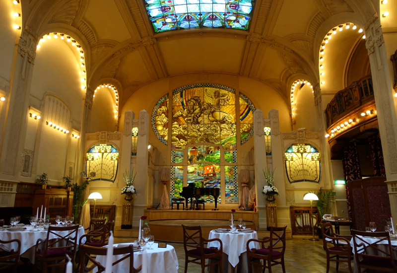 Review: L\'Europe Restaurant and Dining at Grand Hotel Europe, St ...