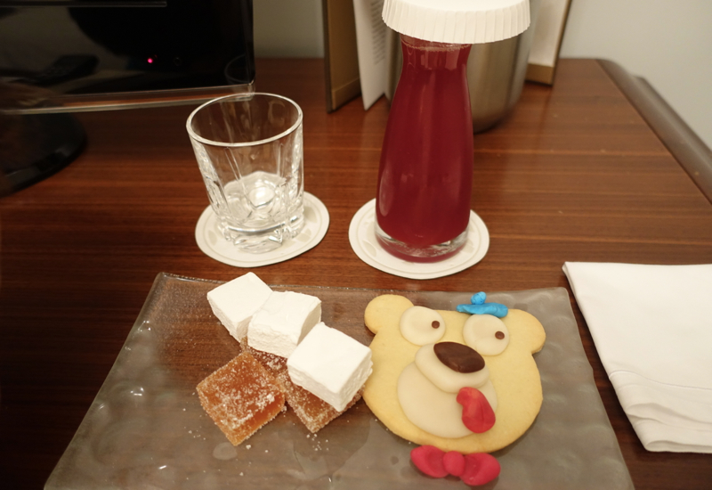 Kids' Welcome Amenity, Four Seasons St. Petersburg Russia Review