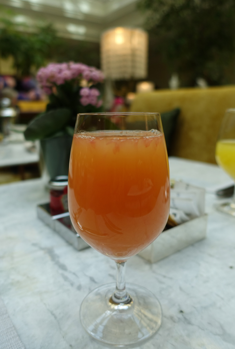 Fresh Squeezed Juice, Breakfast at Four Seasons St. Petersburg