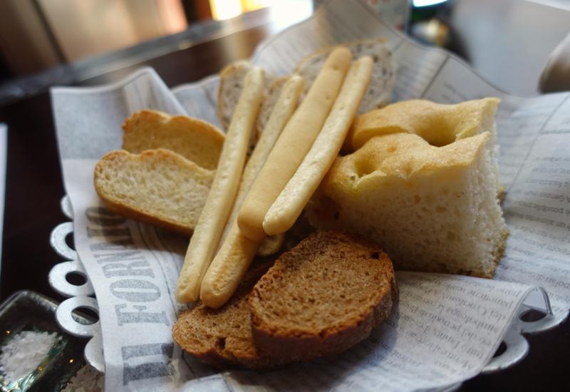 Percorso Bread Basket