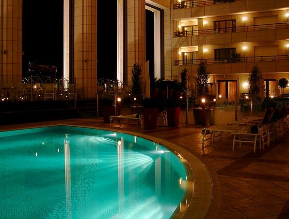 Hotel Palais de la Mediterranee, Nice, France