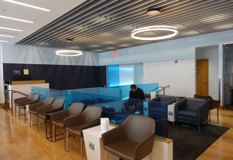 Review: Airspace Lounge JFK Terminal 5