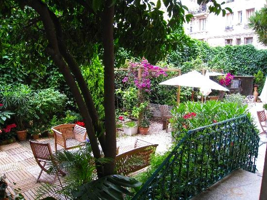 Nice the french riviera on a budget for Nice garden