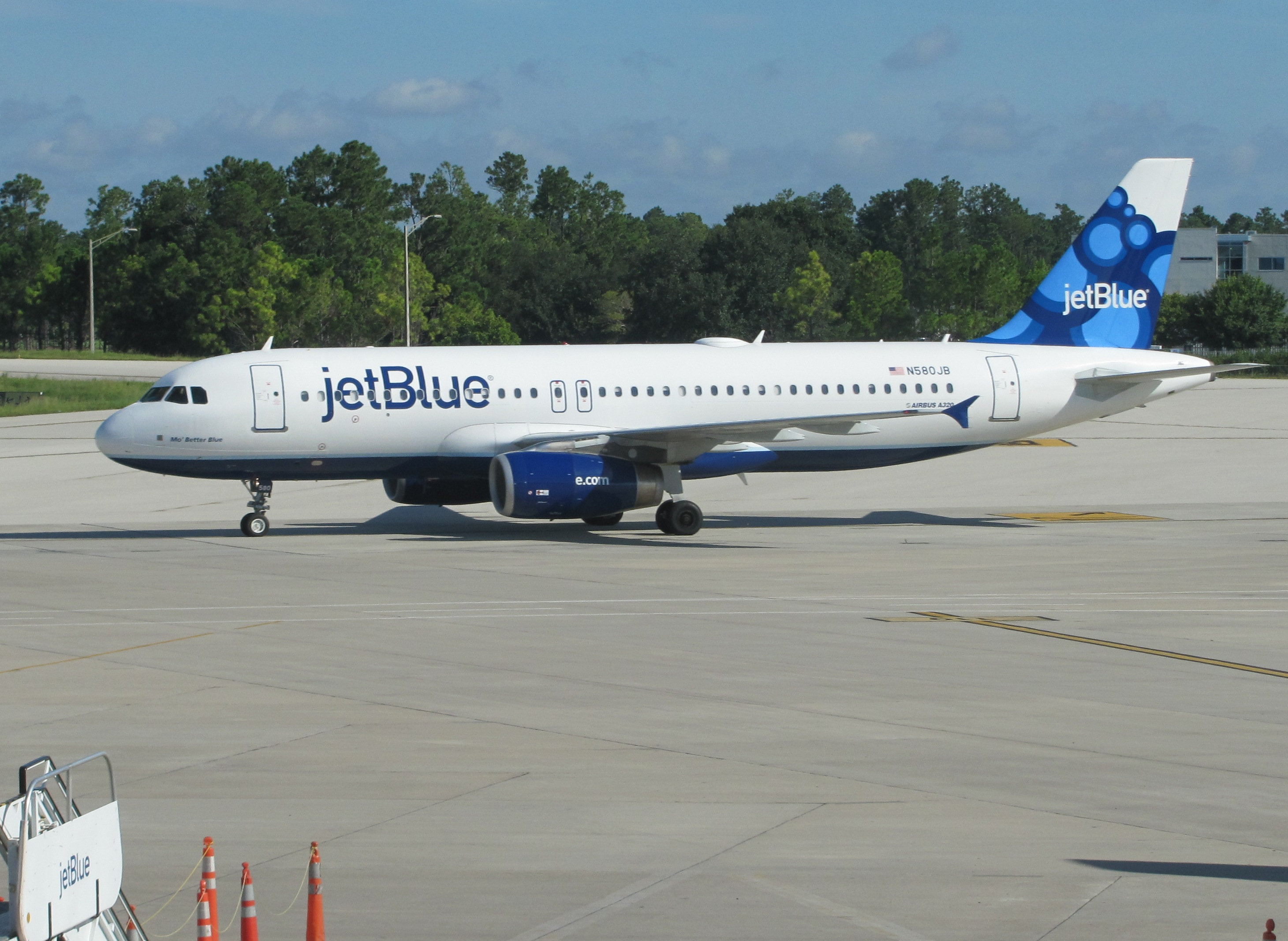 JetBlue Travel Bank Credit Compensation for a Delayed Flight