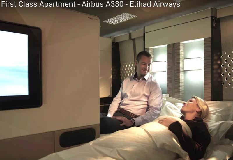 Etihad A380 First Class Apartment Award Availability