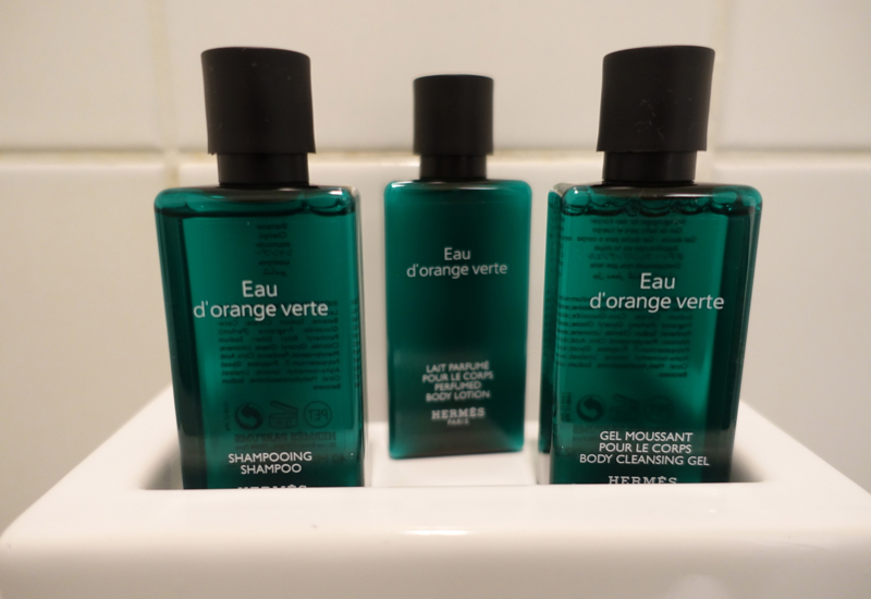Hermes Bath Products, Sofitel Berlin Kurfurstendamm