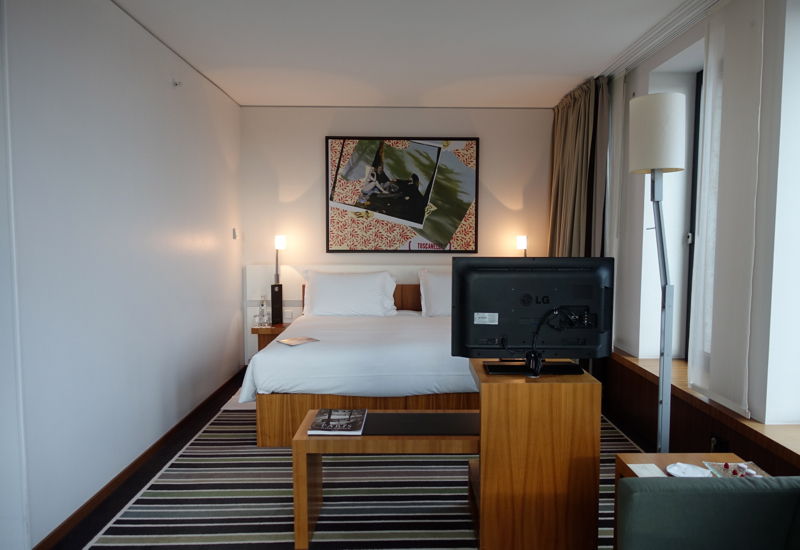 Sofitel Berlin Kurfurstendamm Review-Club Luxury Room