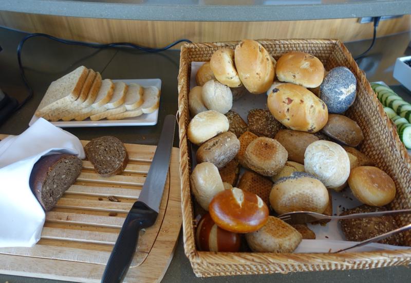 Breads, Club Lounge, Sofitel Berlin Kurfurstendamm