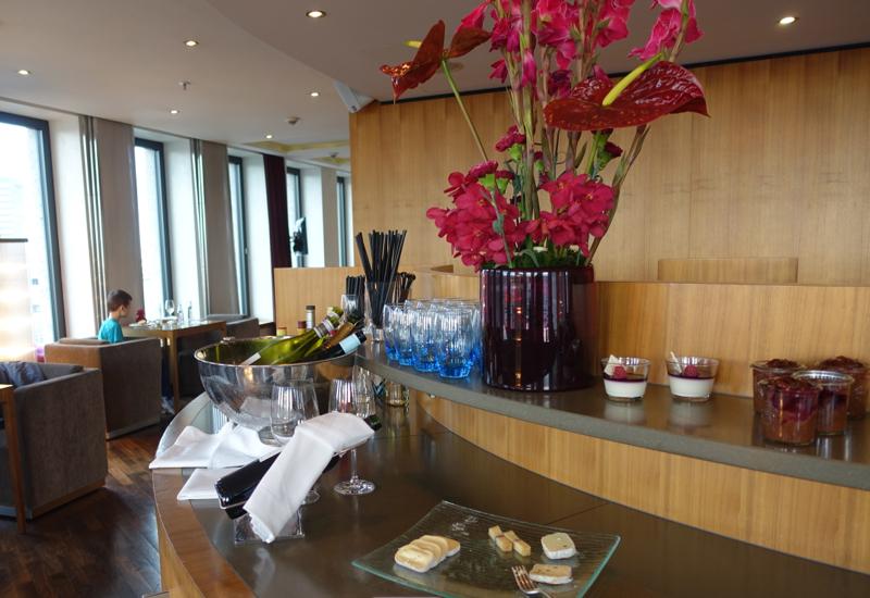 Club Lounge, Sofitel Berlin Kurfurstendamm Review