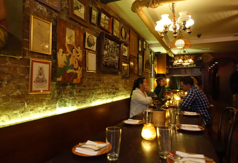Uncle Boons NYC Restaurant Review