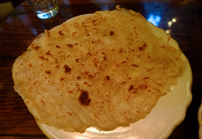 Roti, Uncle Boons NYC Review