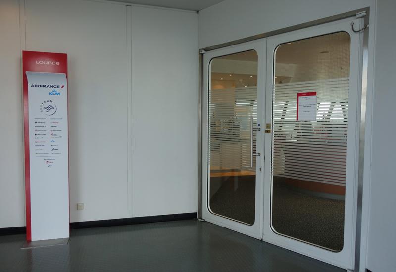 Entrance, Air Berlin / Air France Lounge Berlin Tegel Airport
