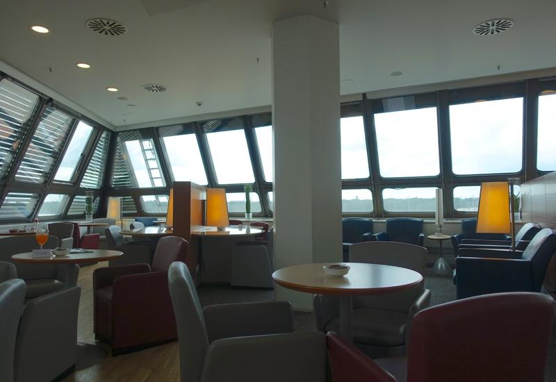 Review: Air Berlin / Air France Lounge Berlin Tegel Airport