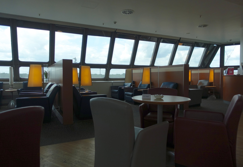 Air Berlin / Air France Lounge Review, Berlin Tegel Airport