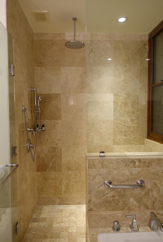 Rain Shower, Deluxe Casita, Fairmont Mayakoba