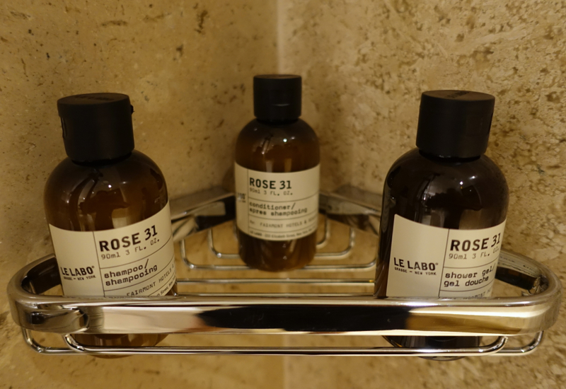 Fairmont mayakoba review riviera maya - Rose 31 shower gel ...