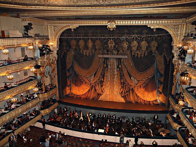 Mariinsky Theater, St. Petersburg, Russia