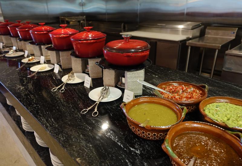 Hot Dishes, Fairmont Mayakoba Breakfast Review