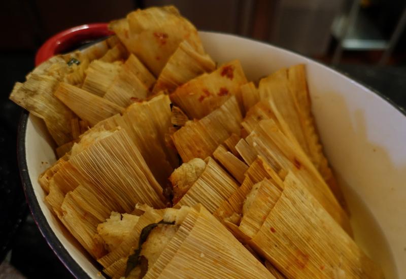 Tamales, Fairmont Mayakoba Breakfast Review