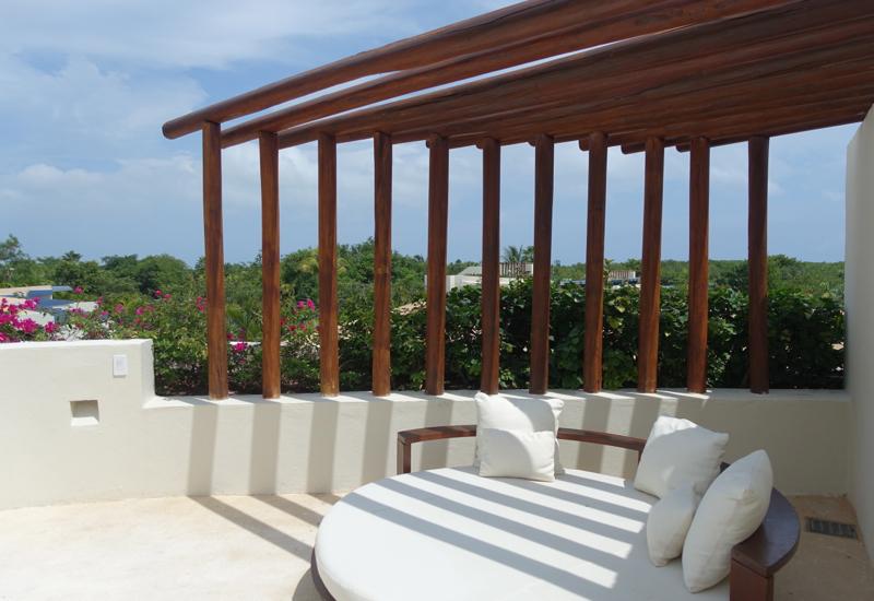 Rosewood Mayakoba Deluxe Lagoon Suite Rooftop Terrace