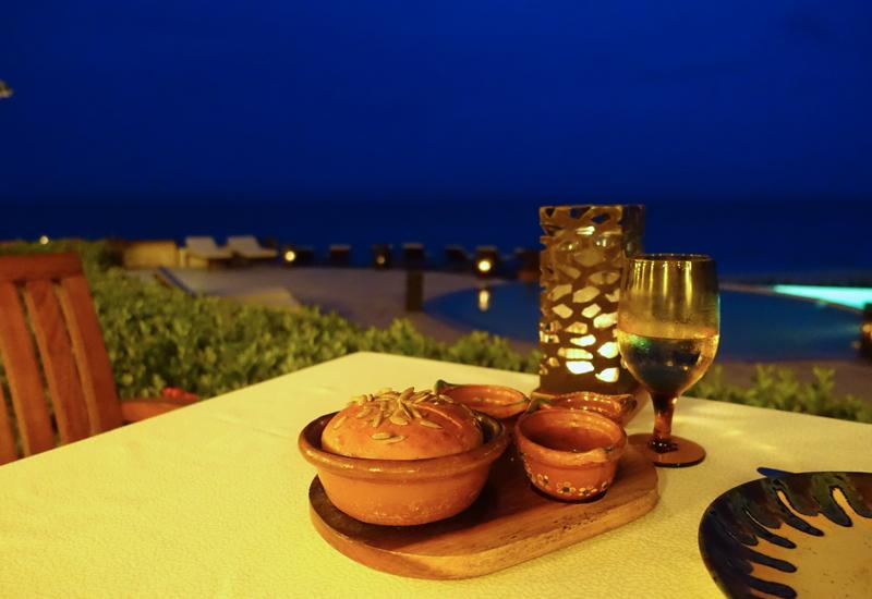 Punta Bonita Dinner, Rosewood Mayakoba Review