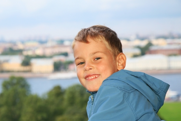 St. Petersburg, Russia is great for kids too