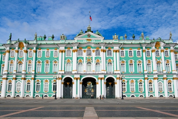 The Hermitage, St. Petersburg, Russia