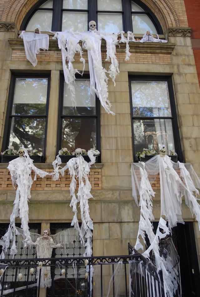Skeletons in NYC