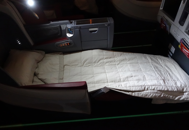 TAM Airlines Flat Bed Business Class Review, 767-300ER