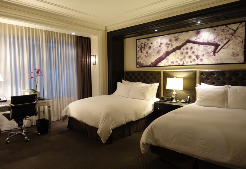 Trump Toronto Hotel Review-Superior Room with 2 Beds