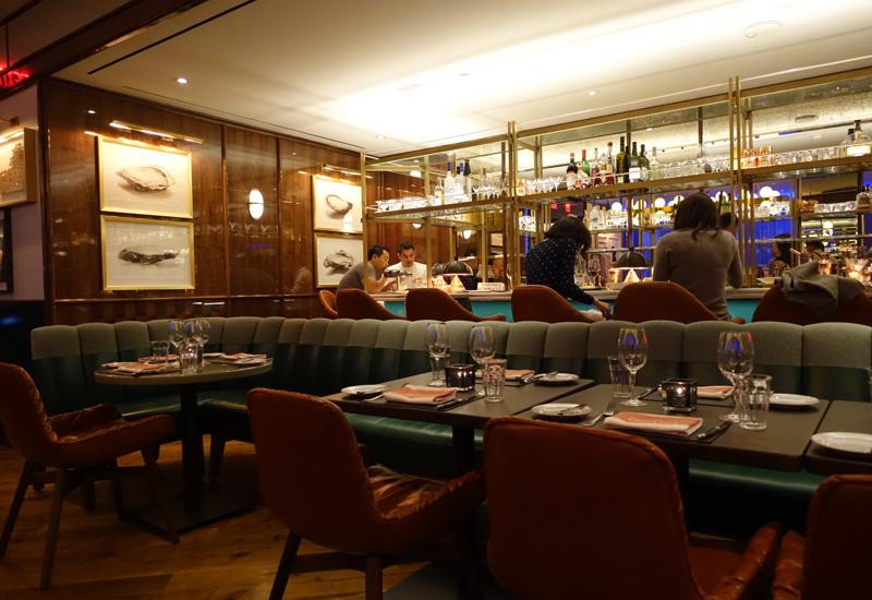 Bar, Cafe Boulud Toronto Review