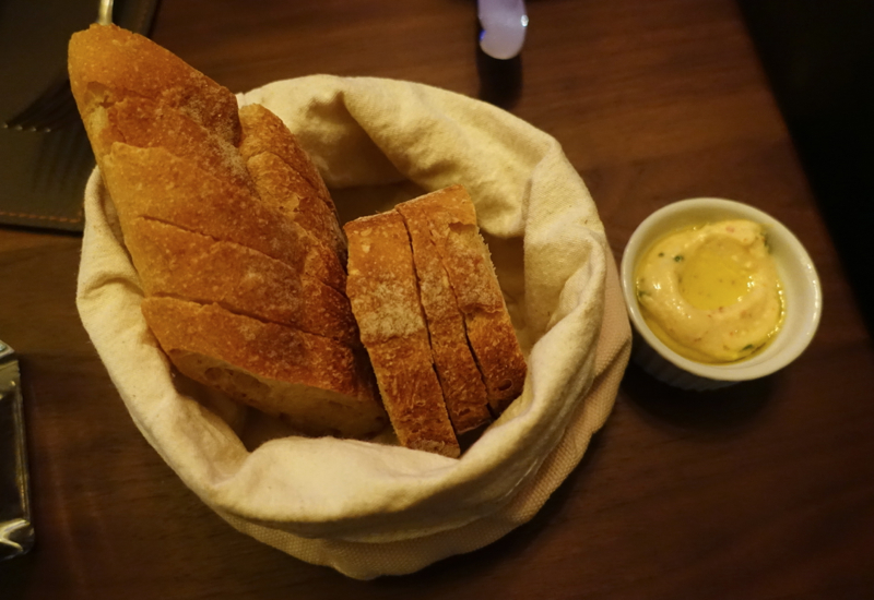 Cafe Boulud Toronto Review-Fresh Bread and Butter