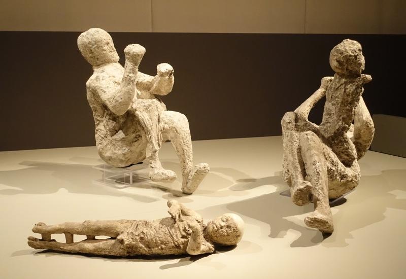 Review Royal Ontario Museum Rom Pompeii Exhibit Guided Tour