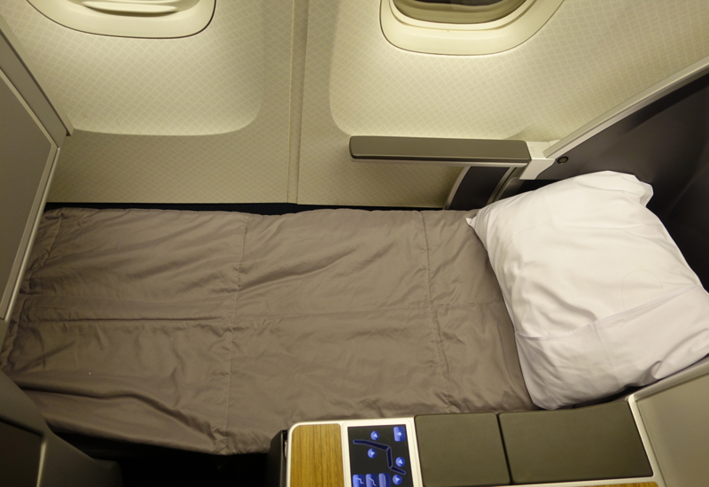 Review: American Airlines 767-300 Business Class-Bed