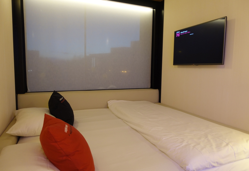 CitizenM Charles de Gaulle Airport Hotel Review
