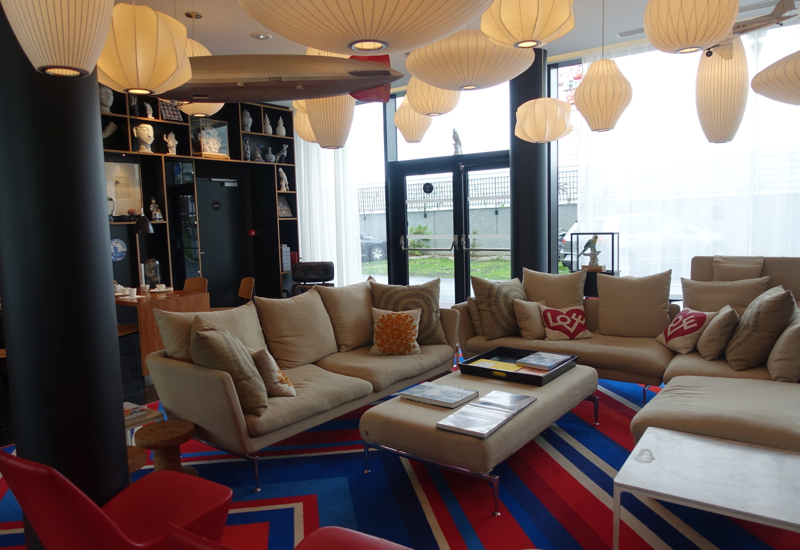 Review citizenm paris charles de gaulle airport hotel for Hotel design original paris