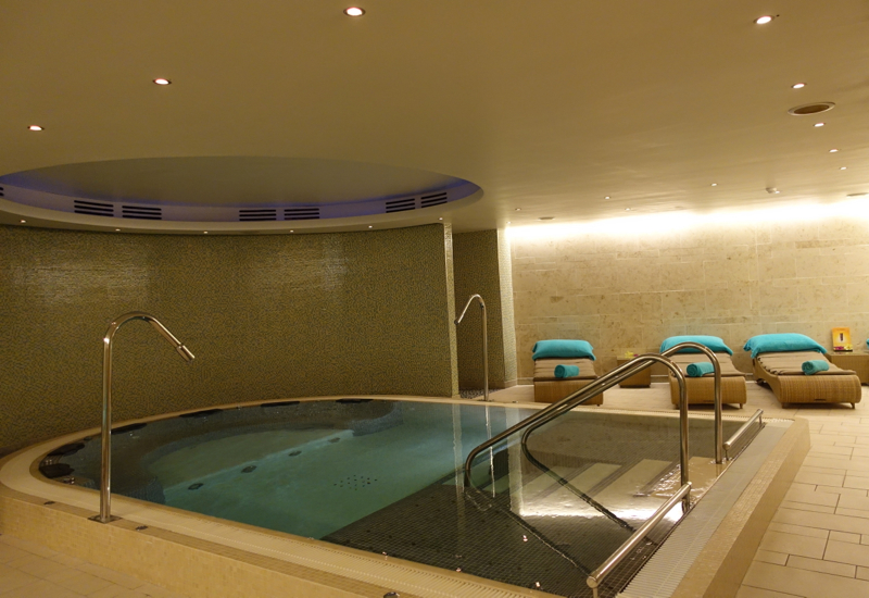 Spa Vitality Pool, Sofitel London Heathrow Review