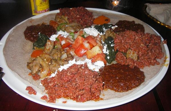 Ethiopic Restaurant, Washington DC