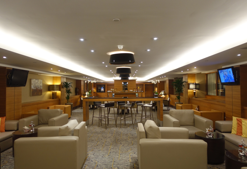 Sofitel London Heathrow Review: Luxury Room and Club Lounge