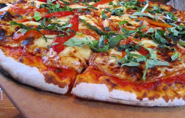 Fire and Smoke Pizza, Matchbox, Washington DC