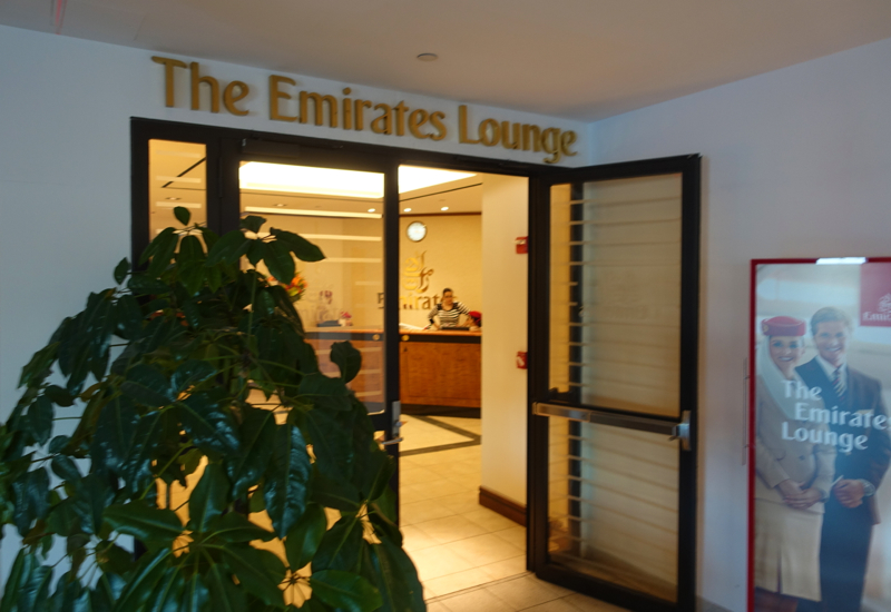Review: Emirates Lounge JFK Airport Terminal 4