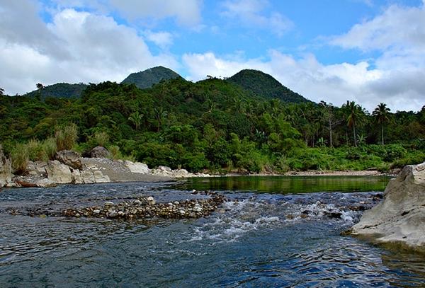 Beautiful Quezon Province, Philippines