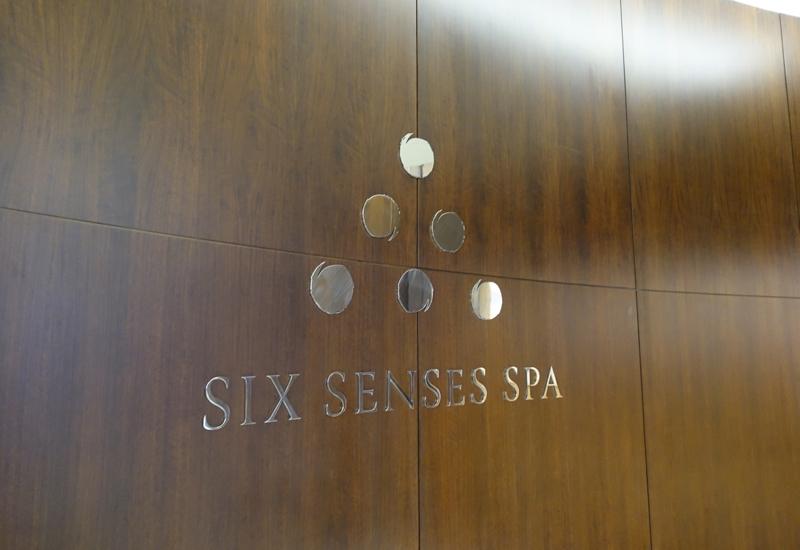 Six Senses Spa, Etihad Business Class Lounge Abu Dhabi Review